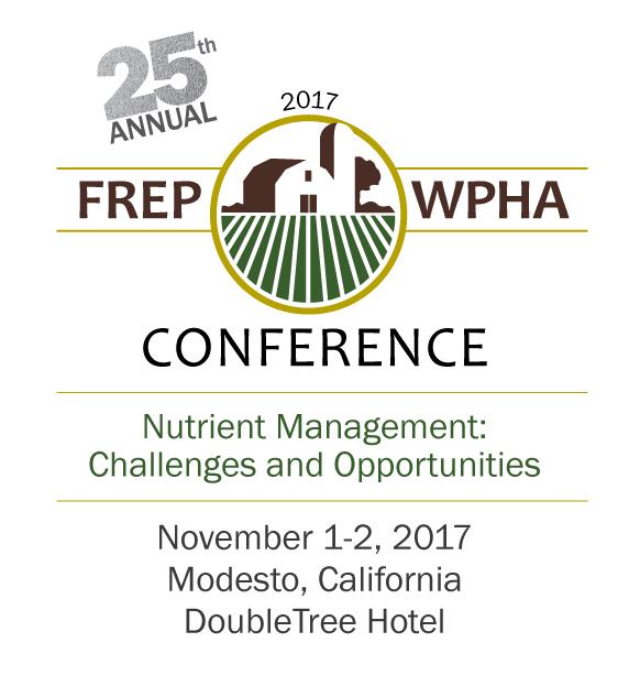 2017 FREP/WPHA Conference November 1-2, 2017