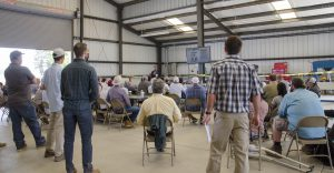 Biochar Field Day Barn Talk