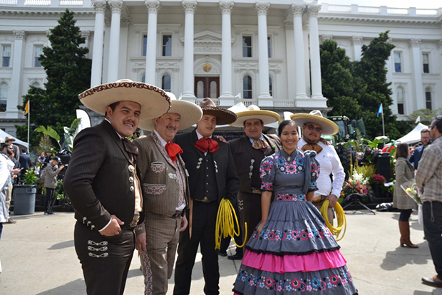 Mexican performers